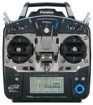 RADIO FUTABA 10J R3008SB MODE 1 +ACCU TX LIPO + CHARGEUR