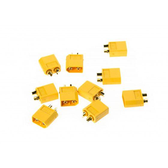 RC System Connecteur XT60 male (x50) - SAF10164