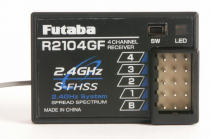 RECEPTEUR FUTABA R2104GF S-FHSS/FHSS - 010000523
