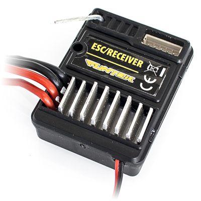 Recepteur/variateur