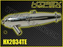 Résonateur HIPEX EFRA 2034 TERRA special TT avec Coude