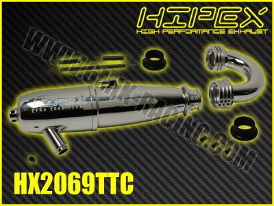 Résonateur HIPEX EFRA 2069 TERRA TUNED special TT avec Coude