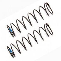 Ressorts d\'amortisseurs arrières bleus 2.20 lb/in (61mm) - AS91840 - Pièce détachée Team Associated - 91840