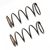 Ressorts d\'amortisseurs avants oranges 5.10lb/in (44mm)   - AS91836 - Pièce détachée Team Associated - 91836