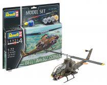 Revell Model Set 04956 Maquette - Bell Cobra AH-1G: A