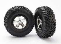 ROUES MONTEES COLLEES SCT POUR 4X4 AV/ARR-4X2 ARRIERE (2)