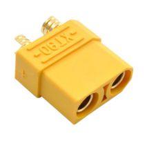 SAF10165 - CONNECTEUR XT90 FEMELLE (X50)
