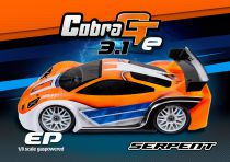 SER600051 - Serpent Rally Game 811 Cobra GTE 3.1 Kit