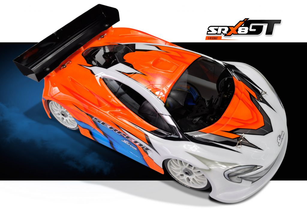 SER600057 - Serpent Rally Game SRX8 GT Kit
