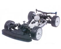 SERPENT 811 GT3.1 RALLY GAME 1/8 THERMIQUE