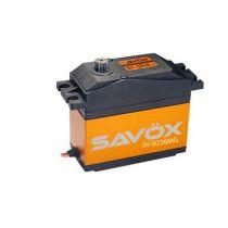 Servo 1/5eme SAVOX  DIGITAL  40kg / 0,17sec. 7.4V