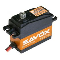 Servo Brushless SAVOX  DIGITAL  20kg / 0,06sec. 7.4V