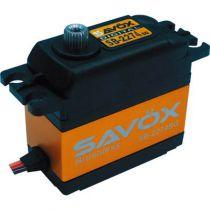 Servo Brushless SAVOX  DIGITAL  25kg / 0,08sec. 7.4V