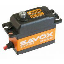 Servo Brushless SAVOX  DIGITAL  25kg / 0,15sec. 6V