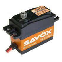 Servo Brushless SAVOX  DIGITAL  32kg / 0,12sec. 7.4V