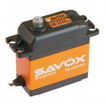 Servo Brushless SAVOX  DIGITAL  42kg / 0,13sec. 7.4V