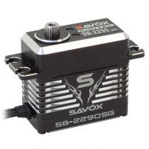 Servo Brushless SAVOX  DIGITAL 50kg / 0,13sec. 7.4V