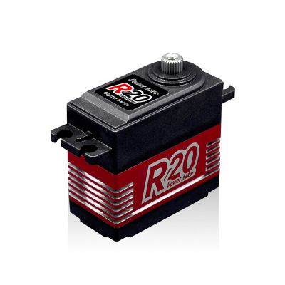 SERVO HD R20 MG CORELESS 6/7,4V (20.0KG/0.085SEC)