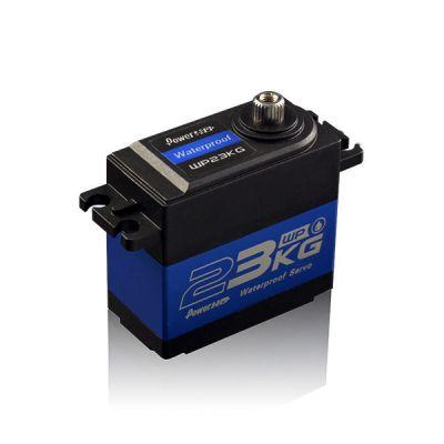 SERVO POWER HD WP-23KG WATERPROOF CORELESS (23.0KG/0.12SEC) - HD-WP-23KG