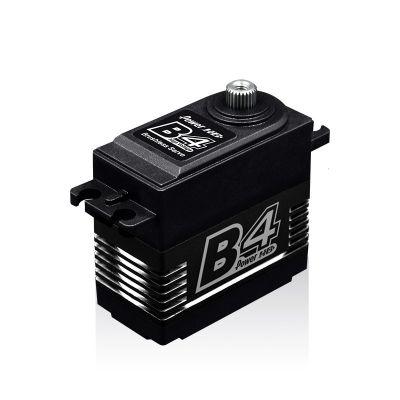 SERVO POWERHD B4 BRUSHLESS RADIATEUR ALU 6/7.4V (25 KG/0.085 SEC) - HD-B4