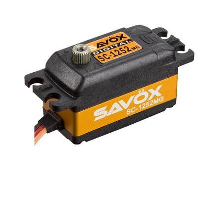 Servo rabaissé SAVOX DIGITAL 7kg-0.07s