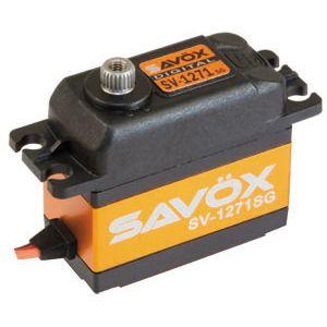 Servo Standard SAVOX 7.4V DIGITAL  35kg 0.11s