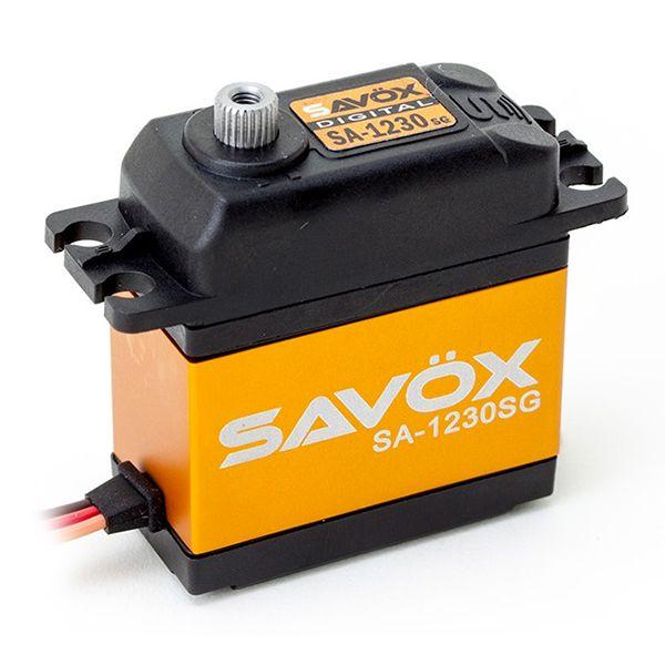 Servo Standard SAVOX DIGITAL /  36kg-0.16s