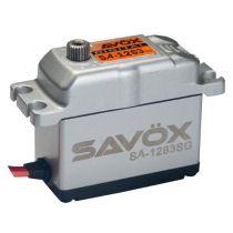Servo Standard SAVOX DIGITAL / Boitier alu 30kg-0.13s