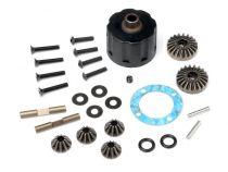 Sets de pièces pour différentiel  HB D812 D815 (kit) - HB114738 - Pièce détachée HB Racing