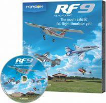 Simulateur de vol Real Flight - RF-9 Horizon Hobby - RFL1101