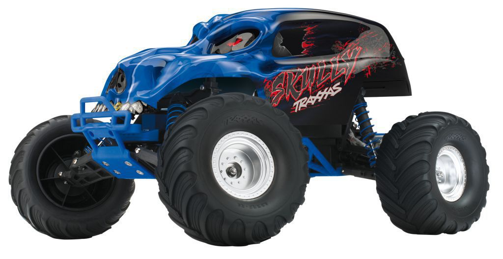 SKULLY - 4x2 - 1/10 BRUSHED TQ 2.4GHZ - iD - TRX36064-1 - TRAXXAS