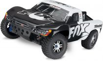 SLASH - 4x4 ULTIMATE FOX - 1/10 BRUSHLESS - iD - TSM - SANS AQ/CHG - TRX68077-24-FOX - TRAXXAS