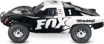 SLASH - 4x4 ULTIMATE FOX - 1/10 BRUSHLESS - iD - TSM - SANS AQ/CHG - TRX68077-24-FOX - TRAXXAS