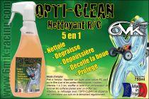 Spray nettoyant OPTI-CLEAN 5 en 1 (750ml) - PO19 - Pièces et Options 6Mik
