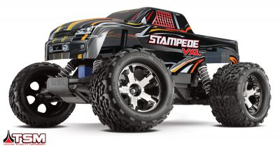 STAMPEDE - 4x2 - 1/10 VXL BRUSHLESS - iD - TSM
