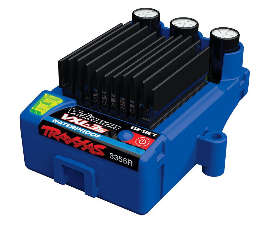 STAMPEDE - 4x2 - 1/10 VXL BRUSHLESS - iD - TSM
