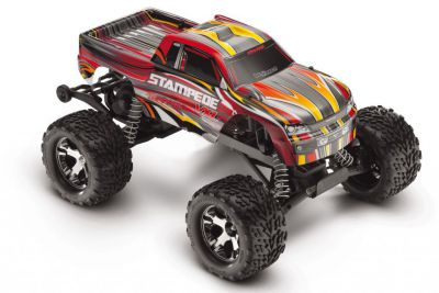 STAMPEDE - 4x2 - 1/10 VXL BRUSHLESS - WIRELESS - TRX36076 - TRAXXAS