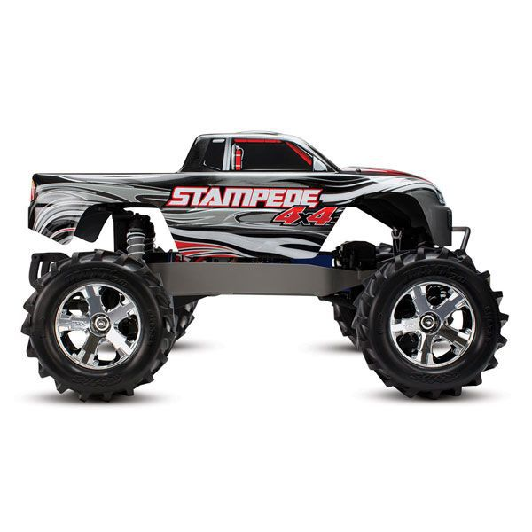STAMPEDE 4x4 - 1/10 BRUSHED TQ 2.4GHZ - iD
