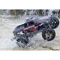 STAMPEDE 4x4 VXL - 1/10 BRUSHLESS -iD - TSM- SANS ACCUS/CHARGE