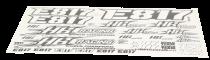 Stickers pour HB E817