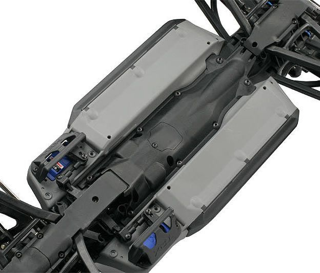 SUMMIT - 4x4 - BLEU - 1/10 BRUSHED - SANS ACCUS/CHARGEUR - TRAXXAS - TRX56076-4 - 56076-4