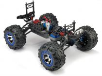 SUMMIT - 4x4 - BLEU - 1/10 BRUSHED - SANS ACCUS/CHARGEUR - TRAXXAS - TRX56076-4 - 56076-4