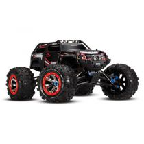 SUMMIT - 4x4 - ROUGE - 1/10 BRUSHED - SANS ACCUS/CHARGEUR - TRAXXAS - TRX56076-4 - 56076-4