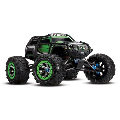 SUMMIT - 4x4 - VERT - 1/10 BRUSHED - SANS ACCUS/CHARGEUR - TRAXXAS - TRX56076-4-GRN