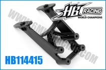 Support d\'aileron +10 mm HB 817