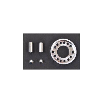 Support moteur alu Tamiya - DF01/TA01/TA02 - 9804966