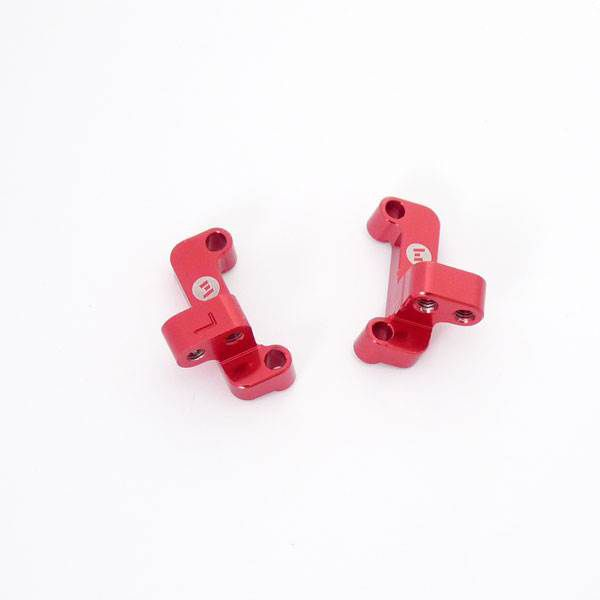 Supports de tirants avants en aluminium(D G)