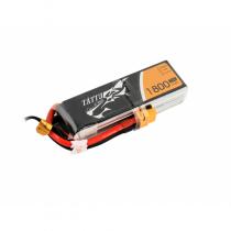 TA-75c-1800-4s1p - TATTU - batterie LiPo 4S 14.8V 1800mAh 75C xt60