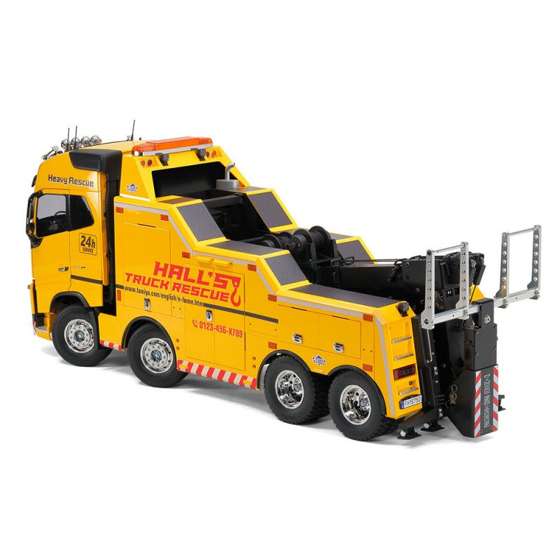 Tamiya Camion Volvo FH16 Globetrotter 750 8x4 Tow Truck KIT 56362