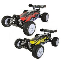 TRACKER 1/10 4x4 BRUSHED RTR - RC SYSTEM - RC701G